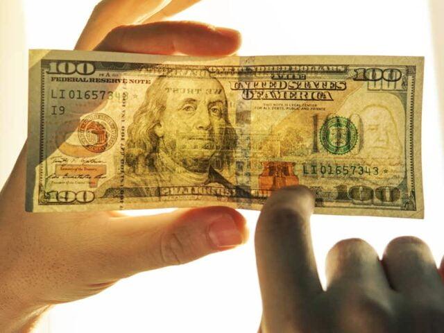 Detectoare de valuta | Detectoare de bancnote false